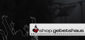 Gebetshaus Shop Banner